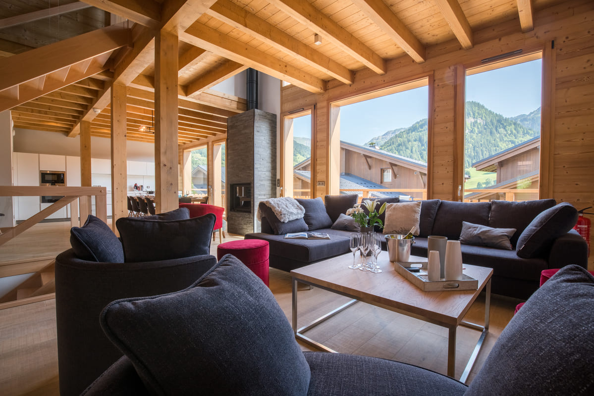 Apartments at the Portes de Megeve