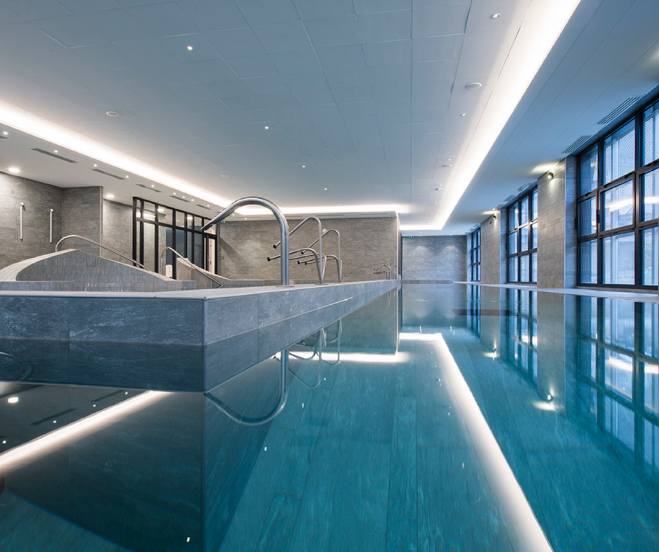 More space at Le Grand Spa Thermal, Brides-les-Bains