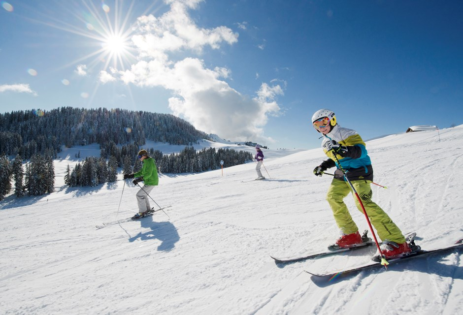 La Clusaz Ski Slopes