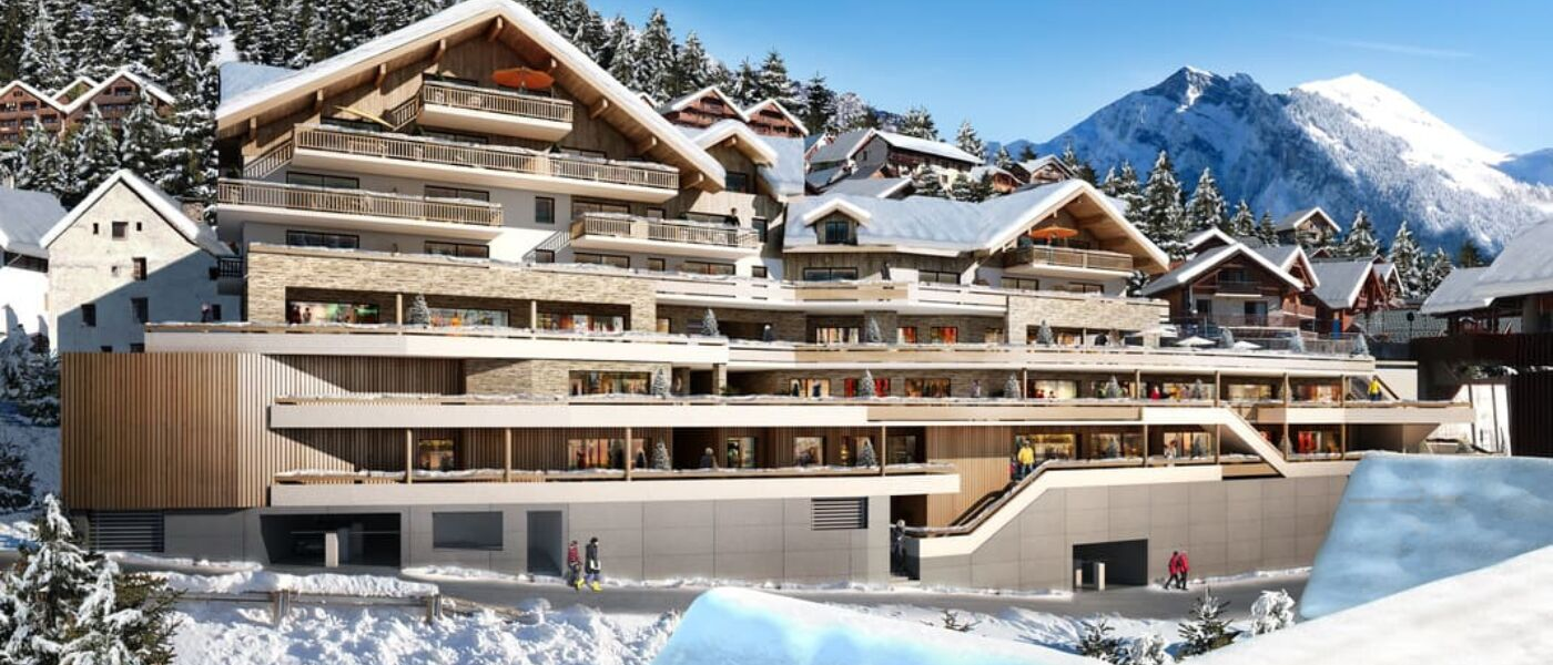 4* Saphir is the brand new property in Vaujany