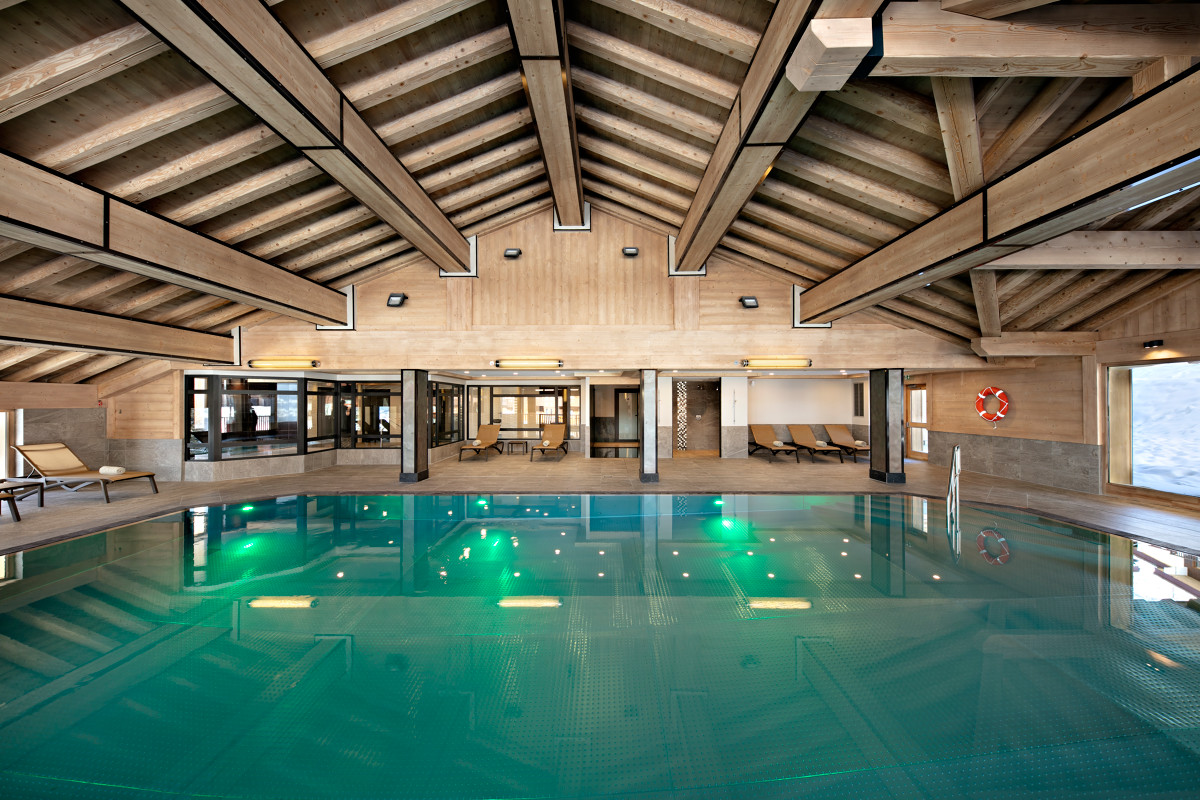 Anitea, Valmorel (self catered apartments) - Indoor pool