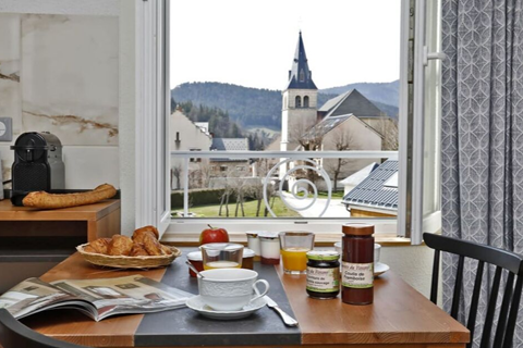 Le Splendid view from apartment Villard de Lans