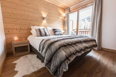 Chalet Kailash, Bedroom, Les Gets