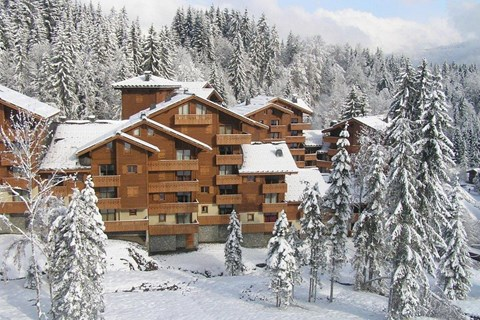 Le Refuge de l'Alpage, Morillon 1100 (self catered apartments)