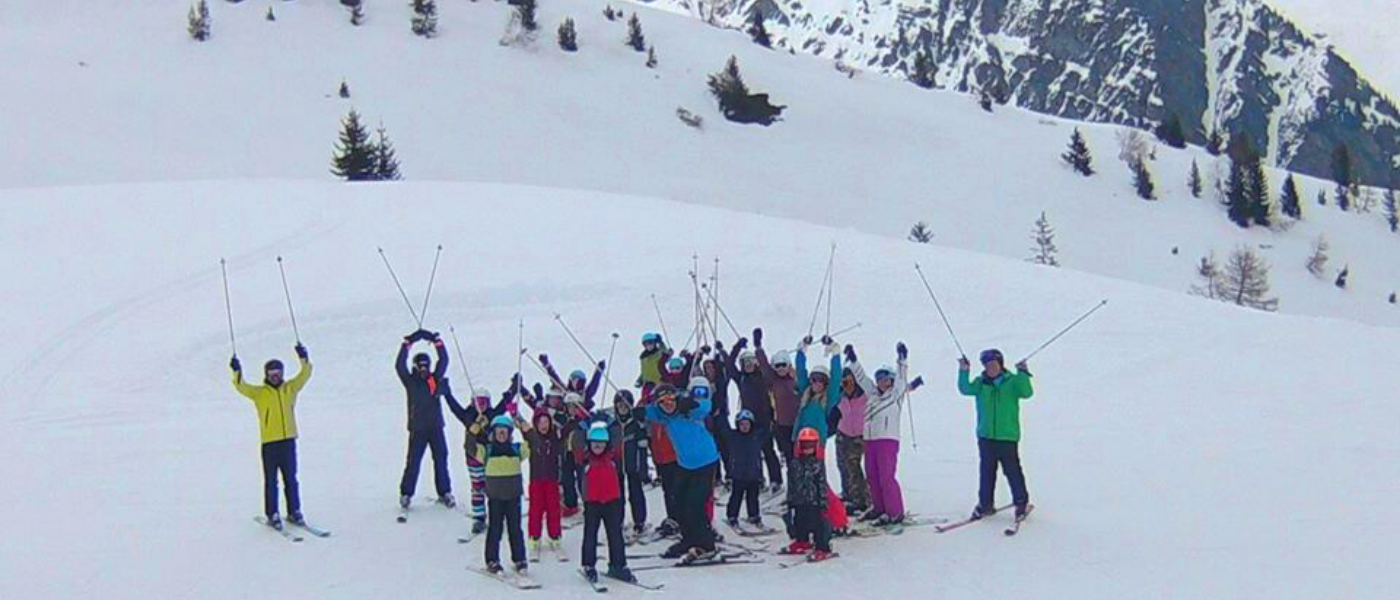 Alison's group La Rosiere