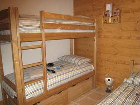 Le Refuge (Morillon) G10 Bunk Room