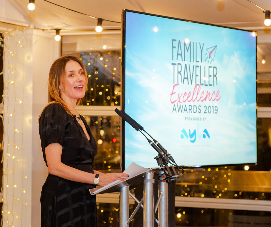 Jane Anderson, Editor of Family Traveller