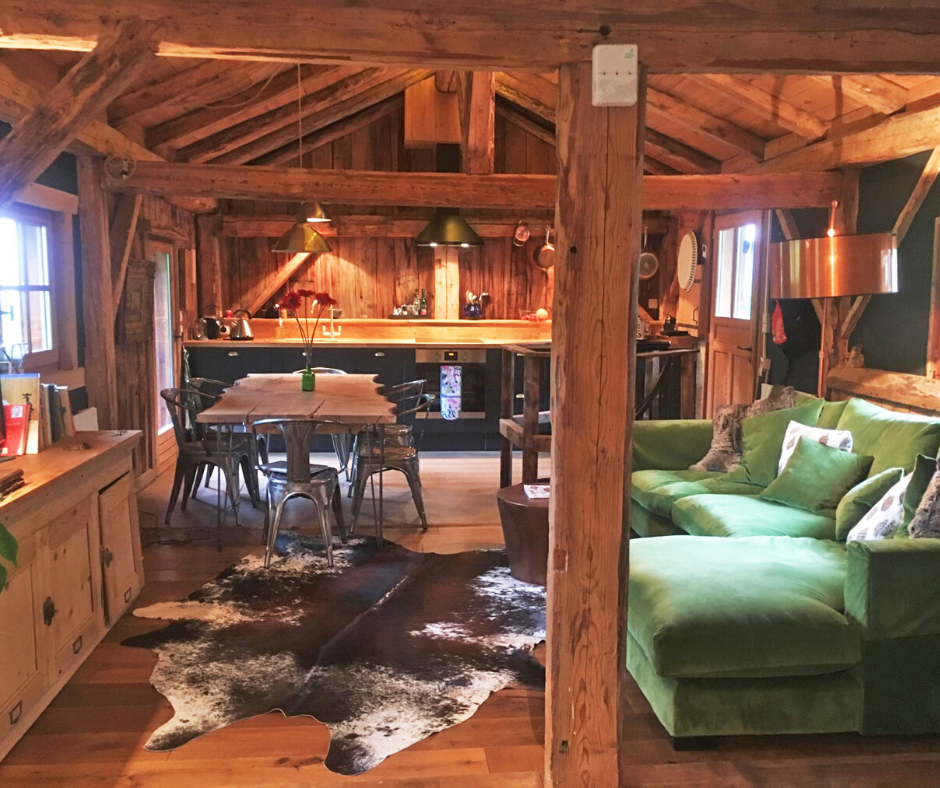Chalet Percy, St Gervais