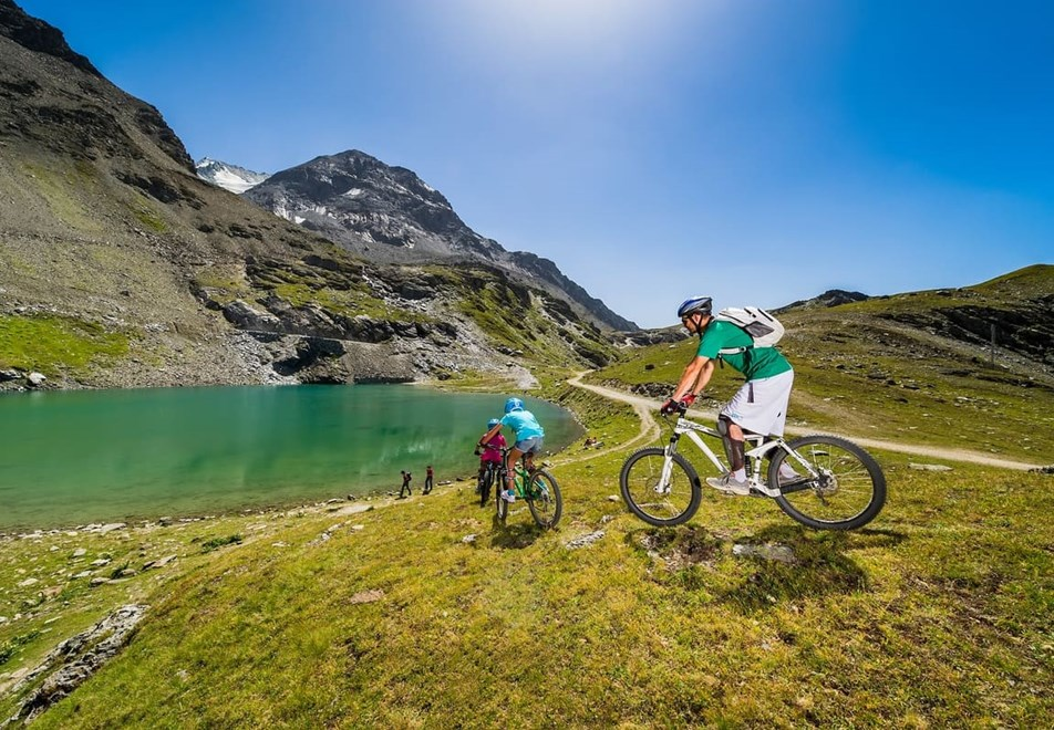 Les Arcs Resort - Cycling