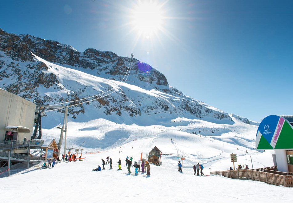 Oz en Oisans Ski Resort