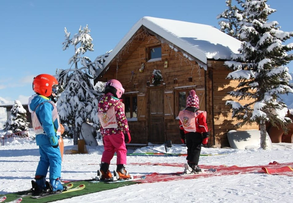 La Toussuire Ski Resort - Jardin d'enfants (©clic-clac photos)
