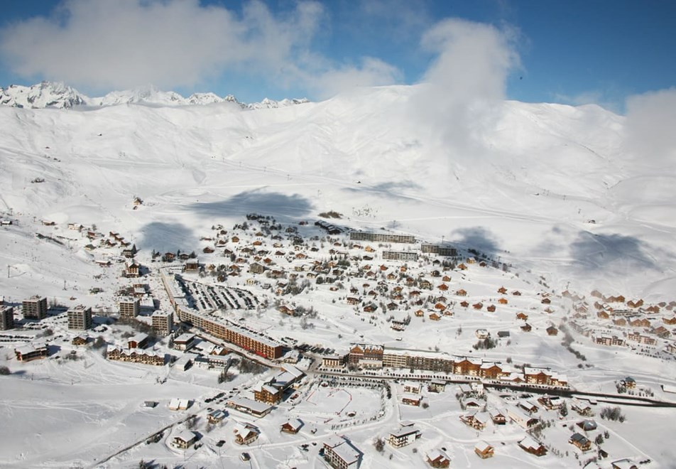 La Toussuire Ski Resort (©clic-clac photo)
