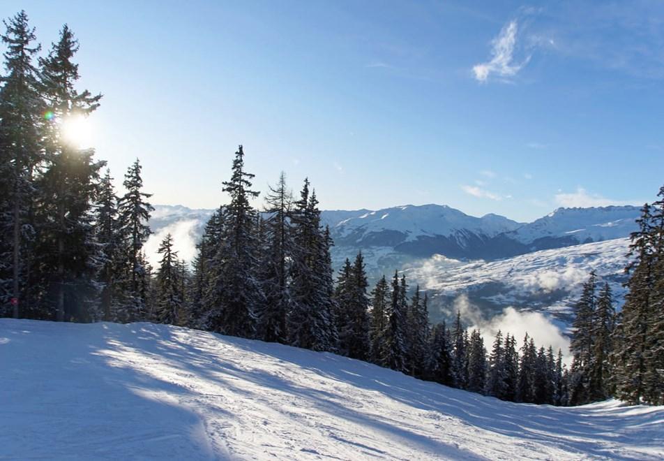 Peisey Vallandry Ski Resort