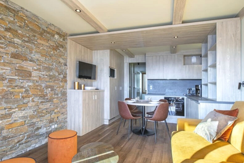 Refurbished apartments at La Duit in Doucy