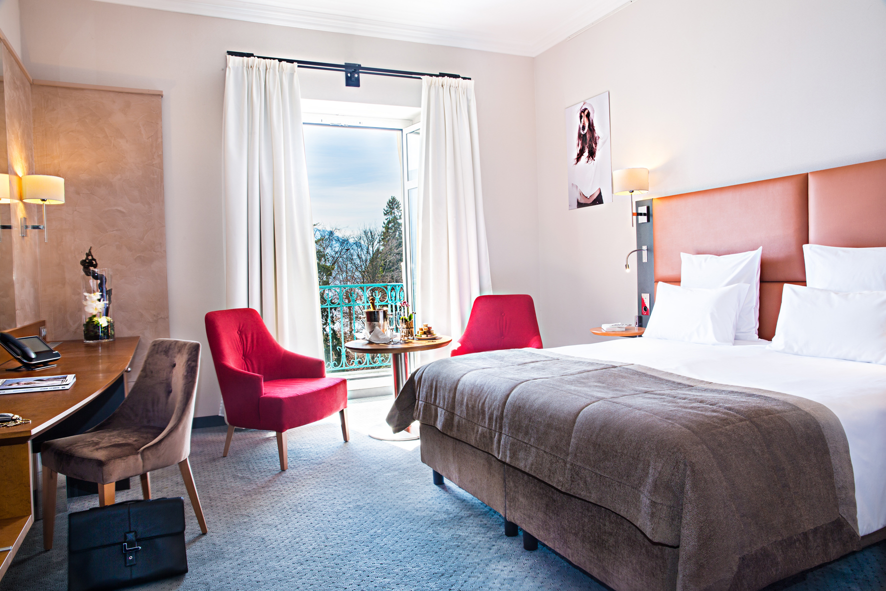 Imperial Palace, Annecy (B&B hotel) - Typical Room