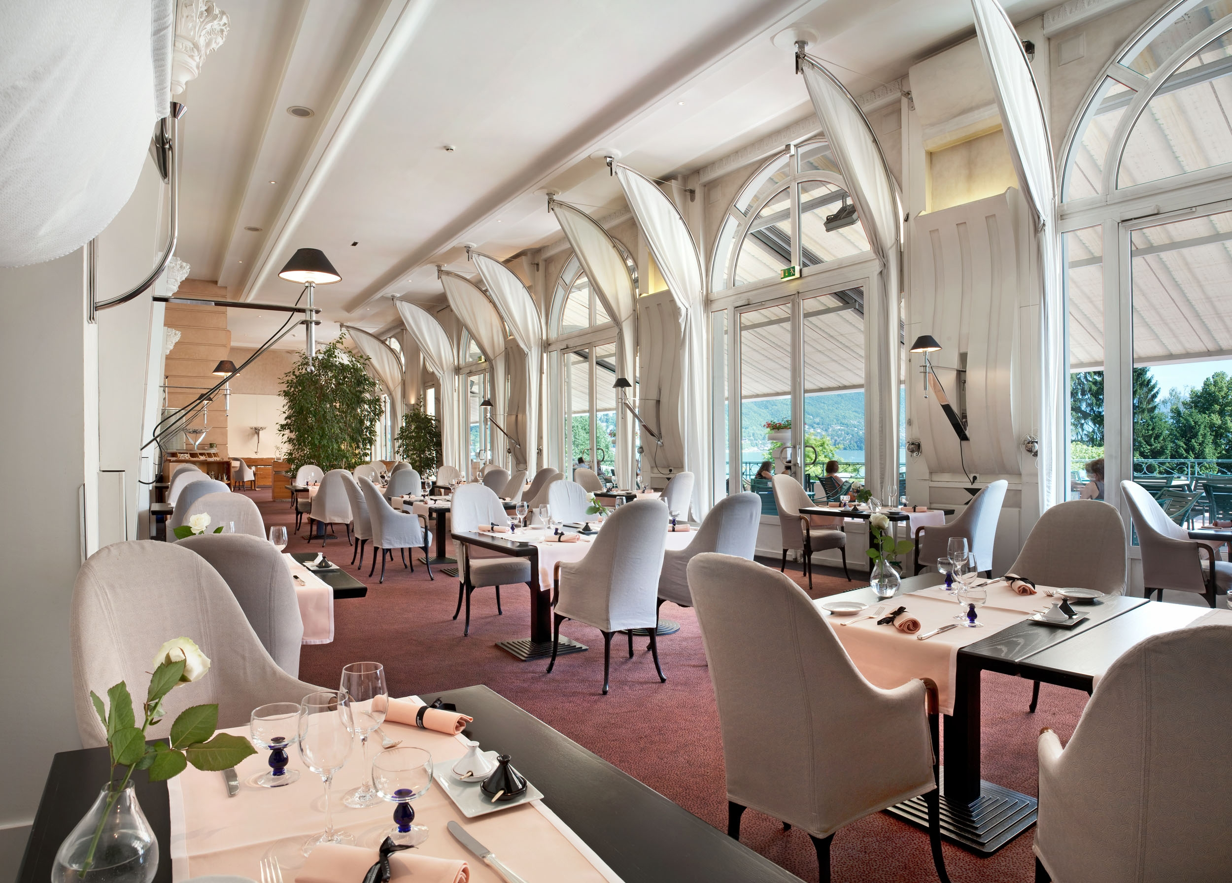 Imperial Palace, Annecy (B&B hotel) - Restaurant