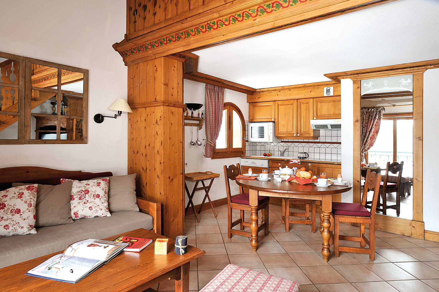 Le Cristal (Argentiere) Typical Apartment
