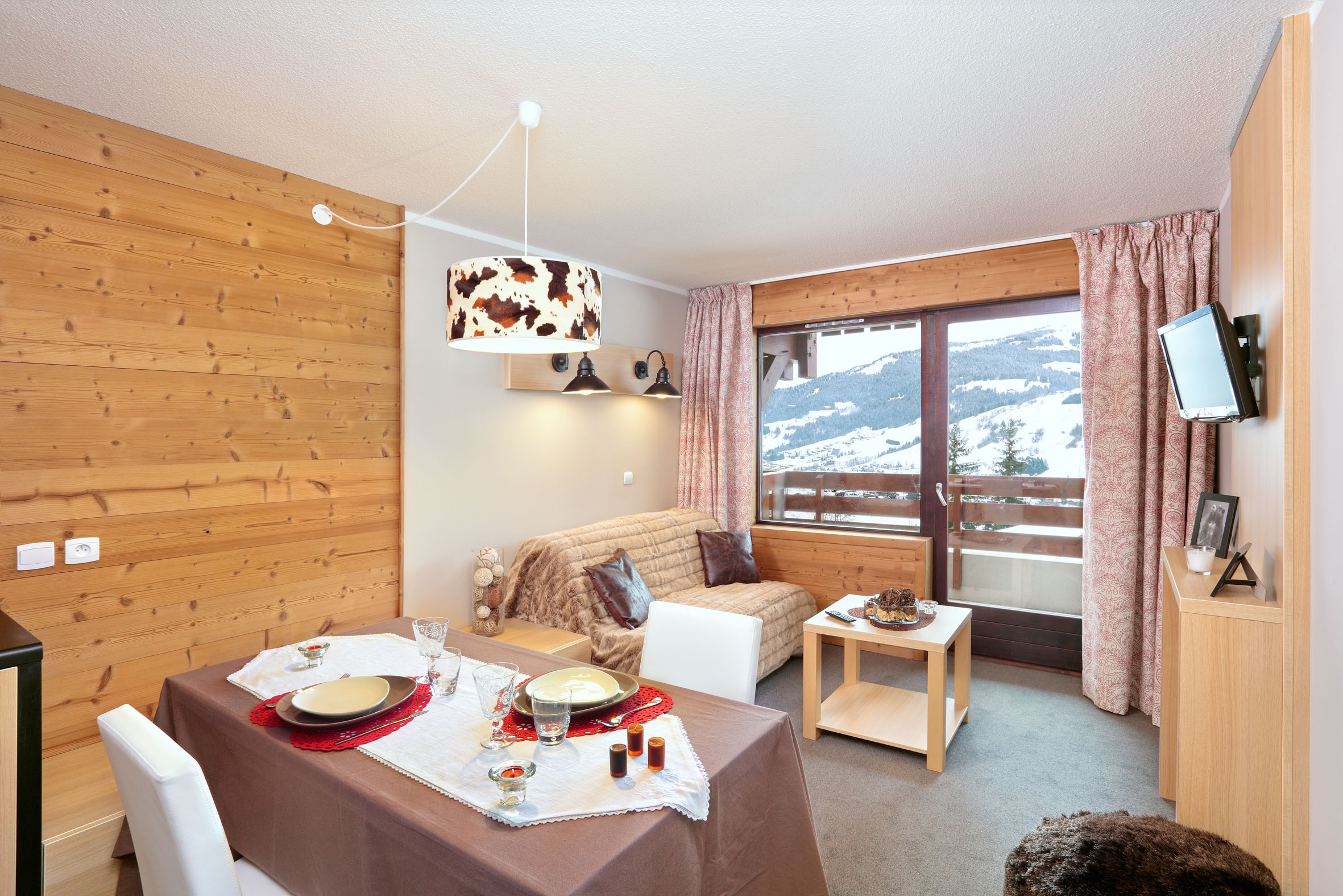 Lune dArgent (Megeve) Typical Apartment