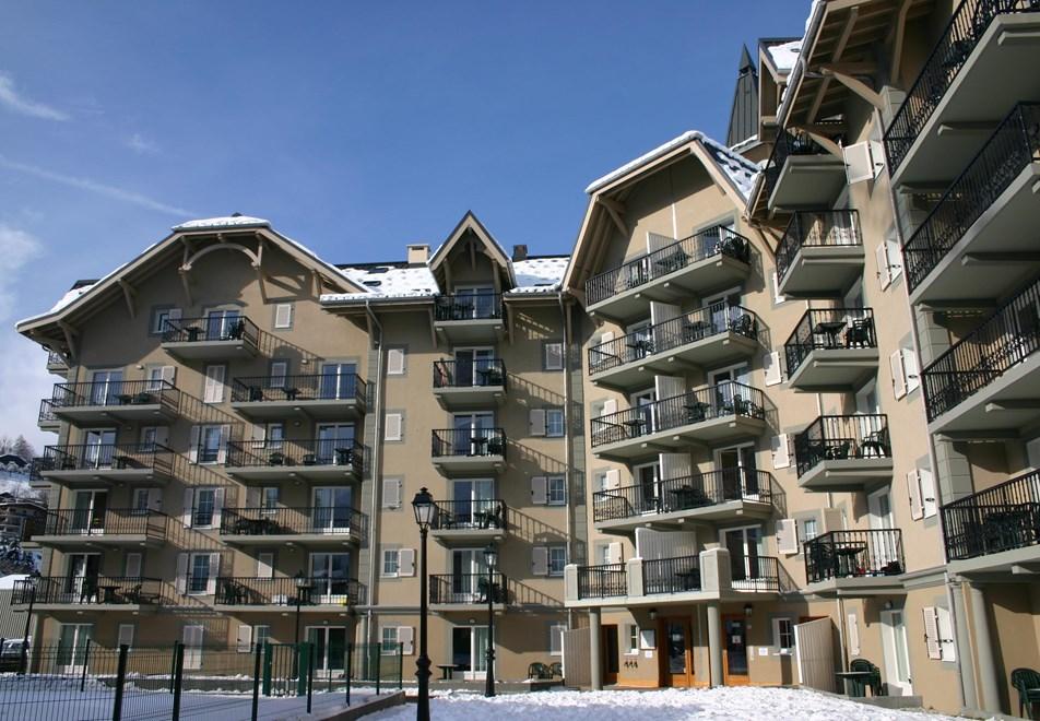 Le Grand Panorama Saint Gervais Ski Apartments | Peak Retreats