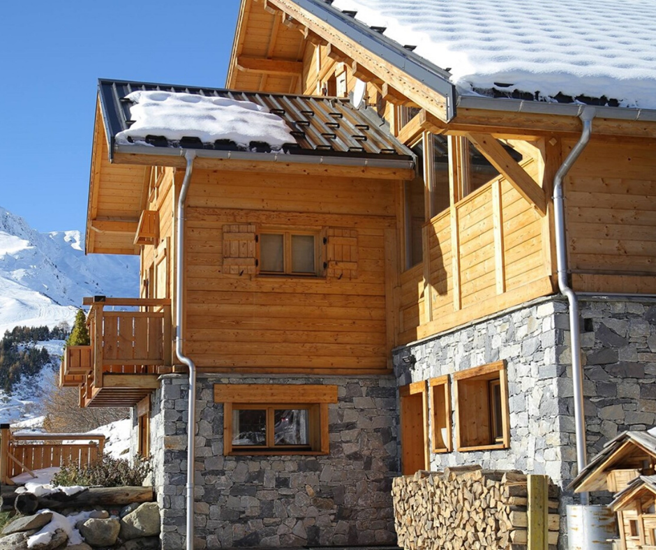 Fully-equipped 5 bedroom chalet in La Toussuire