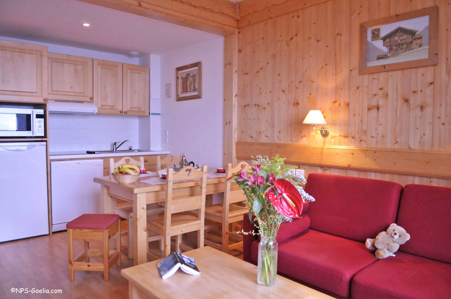 La Grande Cordee (Combloux) Typical Apartment