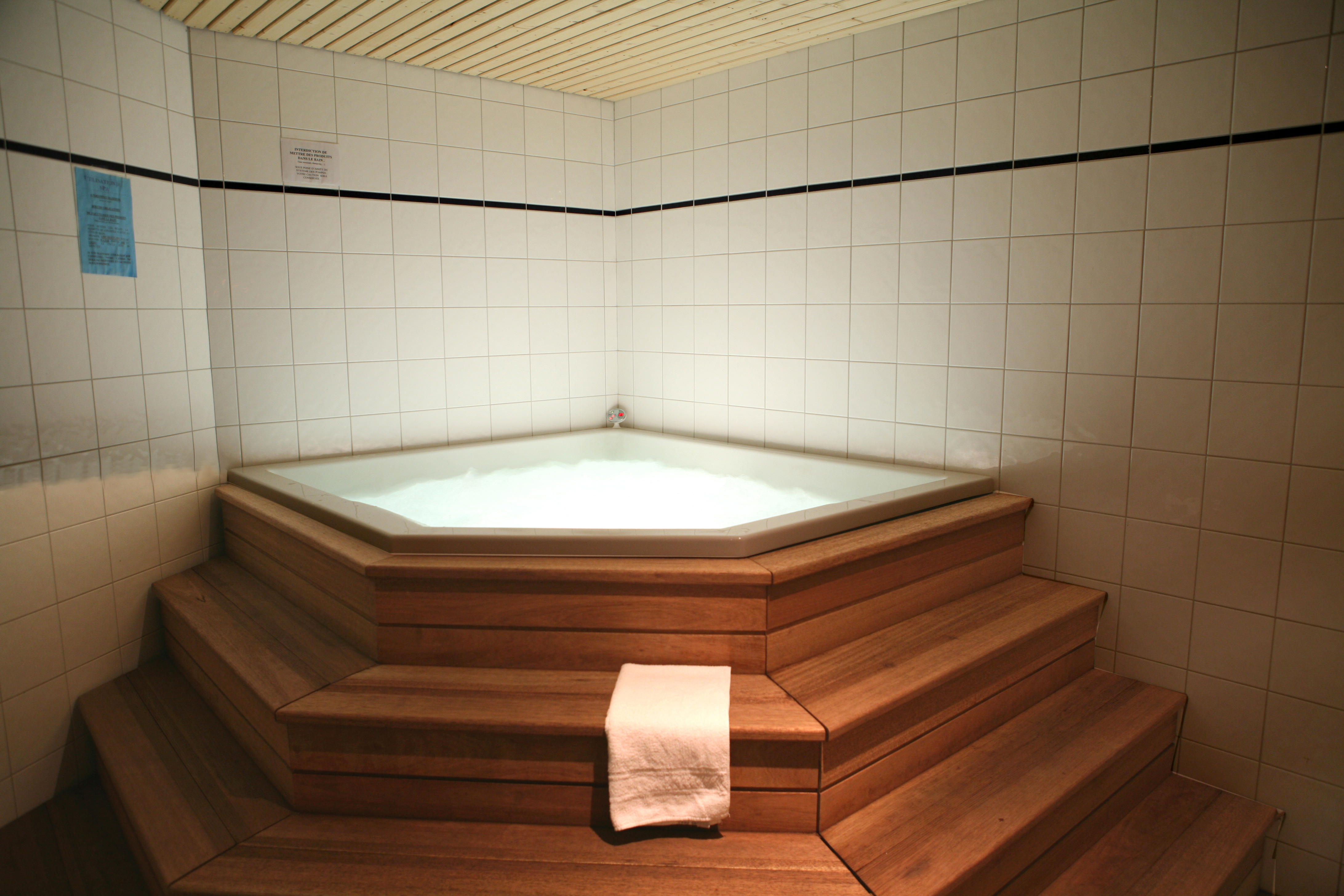 Le Nevez (Les Contamines) Residence Spa