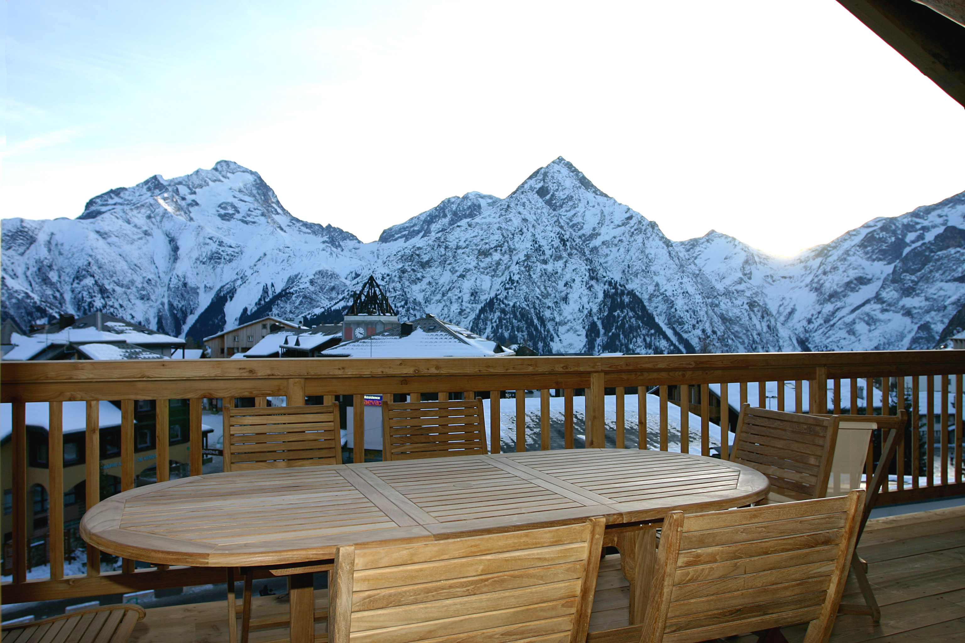 Le Cortina (Les 2 Alpes) Typical Apartment Views
