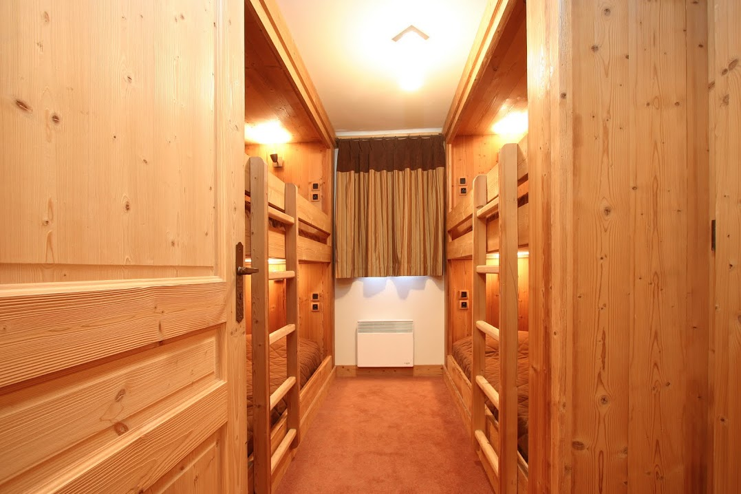 Alba (Les 2 Alpes) Typical Apartment (with bunks)