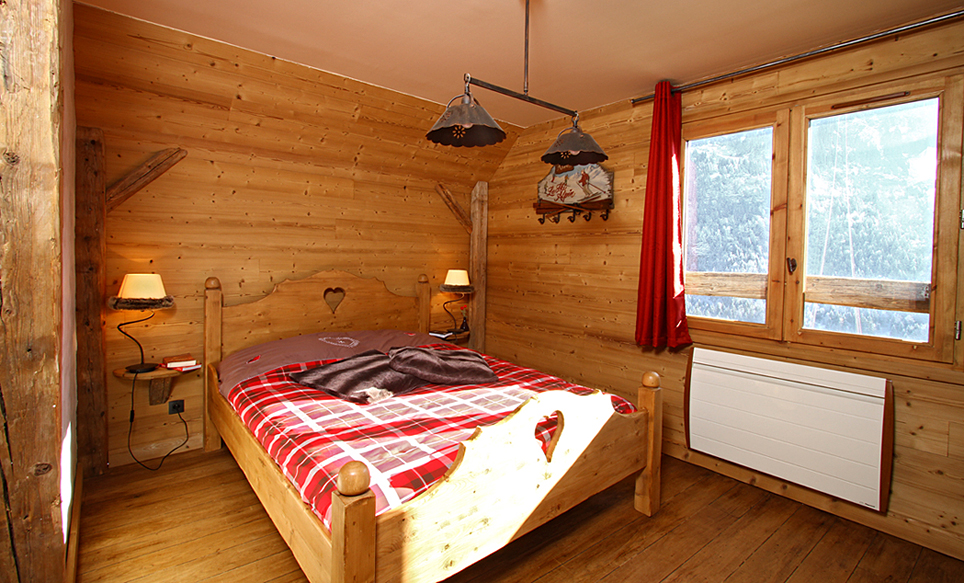 Le Grenier (Vaujany) 8 Person Apartment