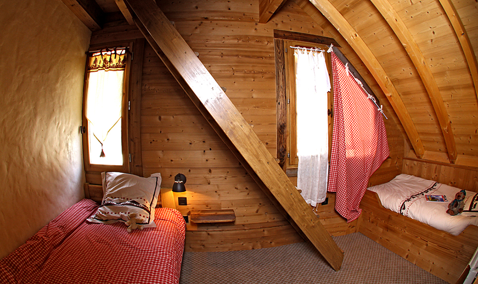 Le Grenier (Vaujany) 10 Person Apartment