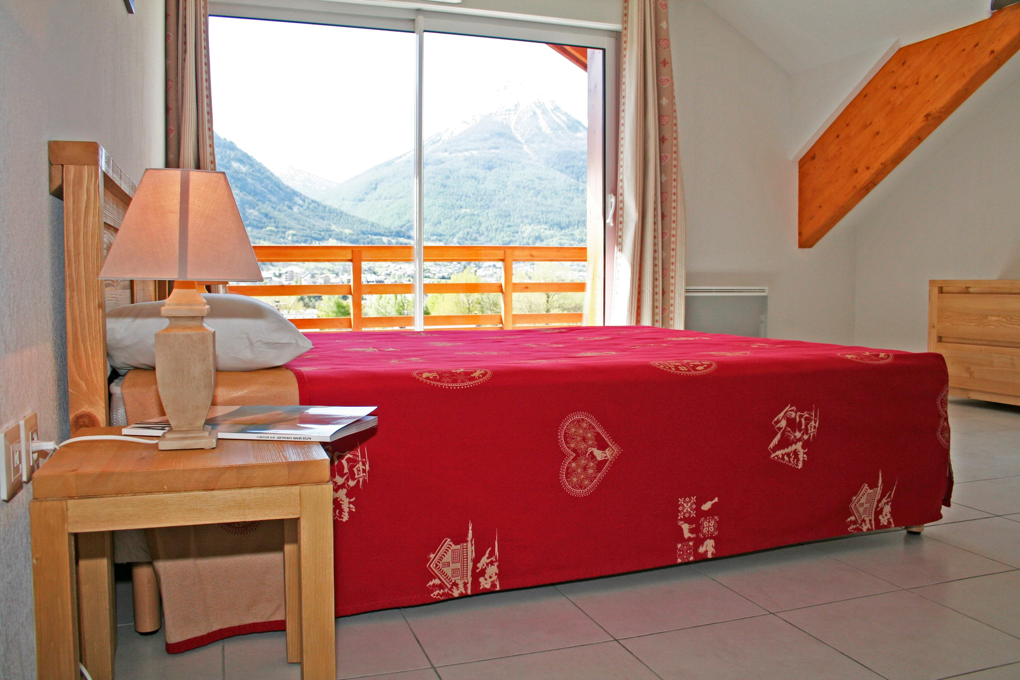 Aigle Bleu (Briancon) Typical Apartment
