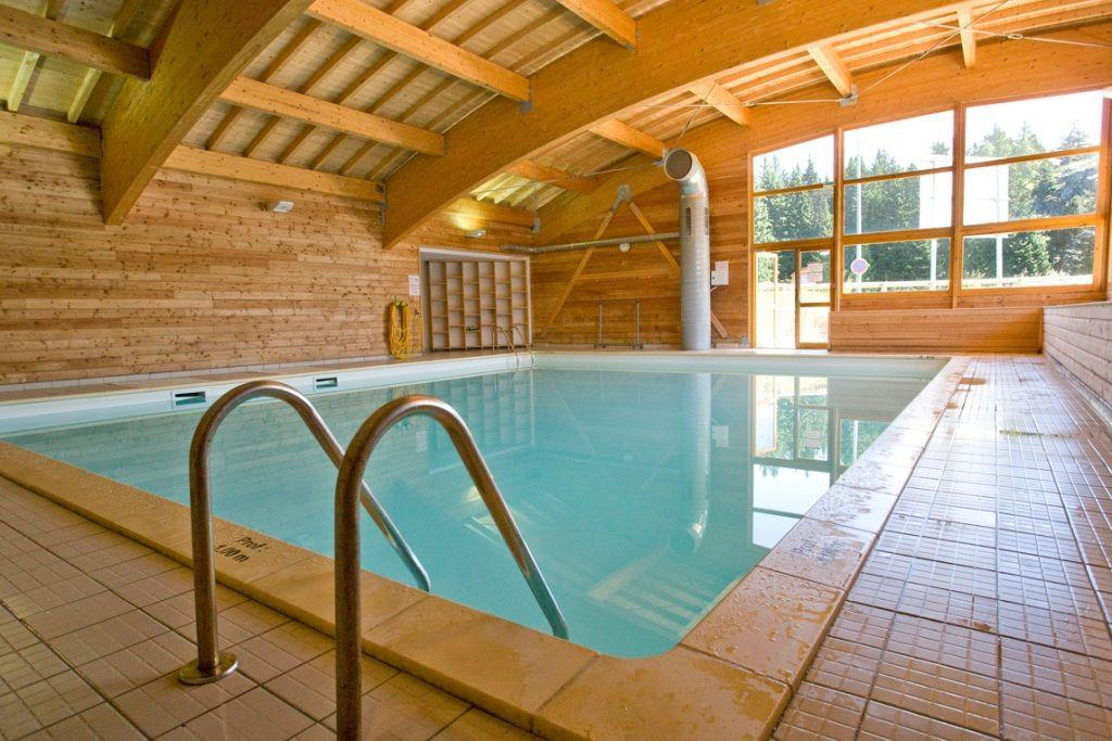 Ecrin des Neiges (Chamrousse) Indoor Pool