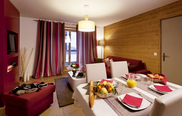 Etoile des Cimes, Sainte Foy (self catered apartments) - Apartment