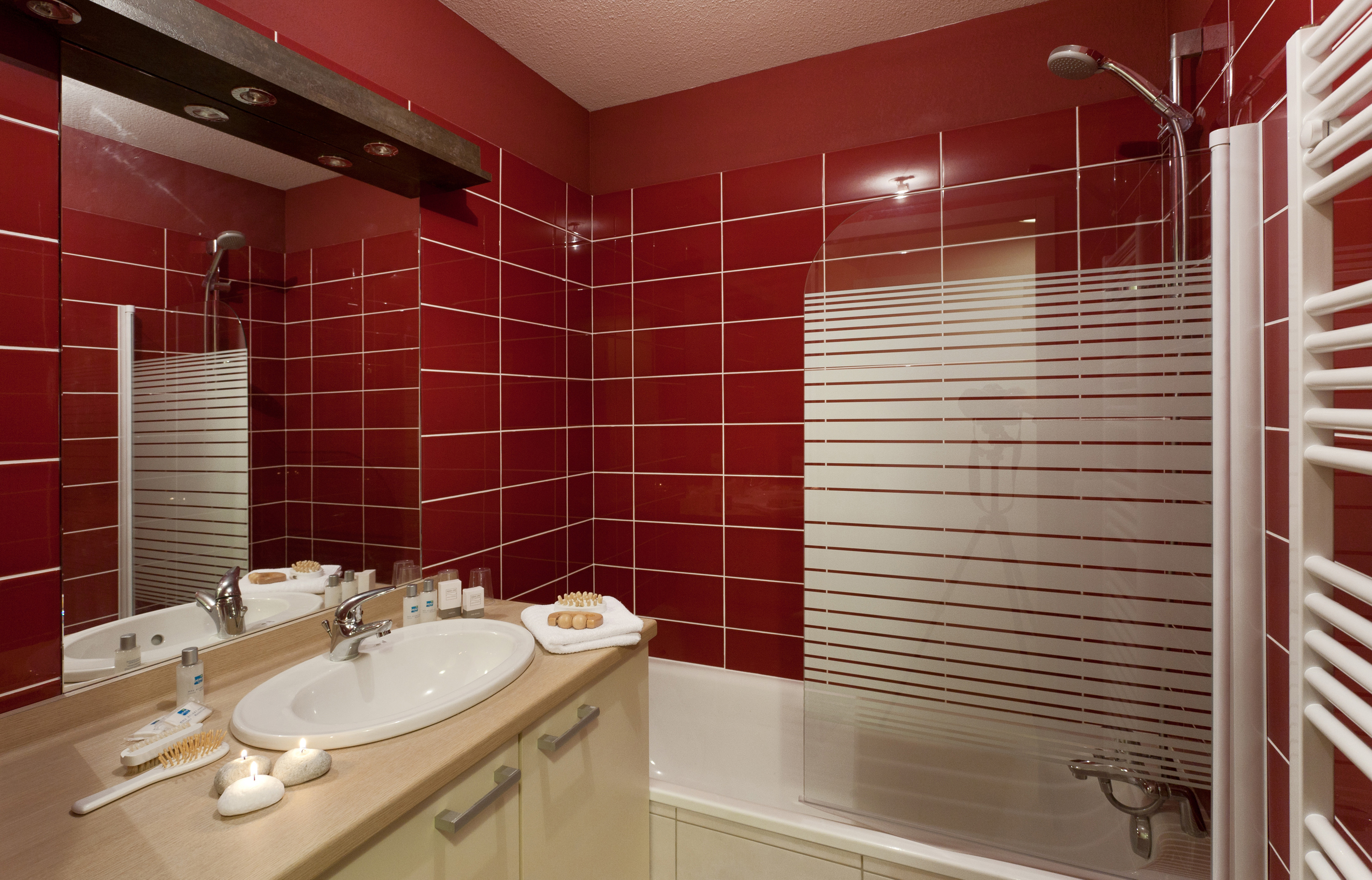 Etoile des Cimes, Sainte Foy (self catered apartments) - Bathroom
