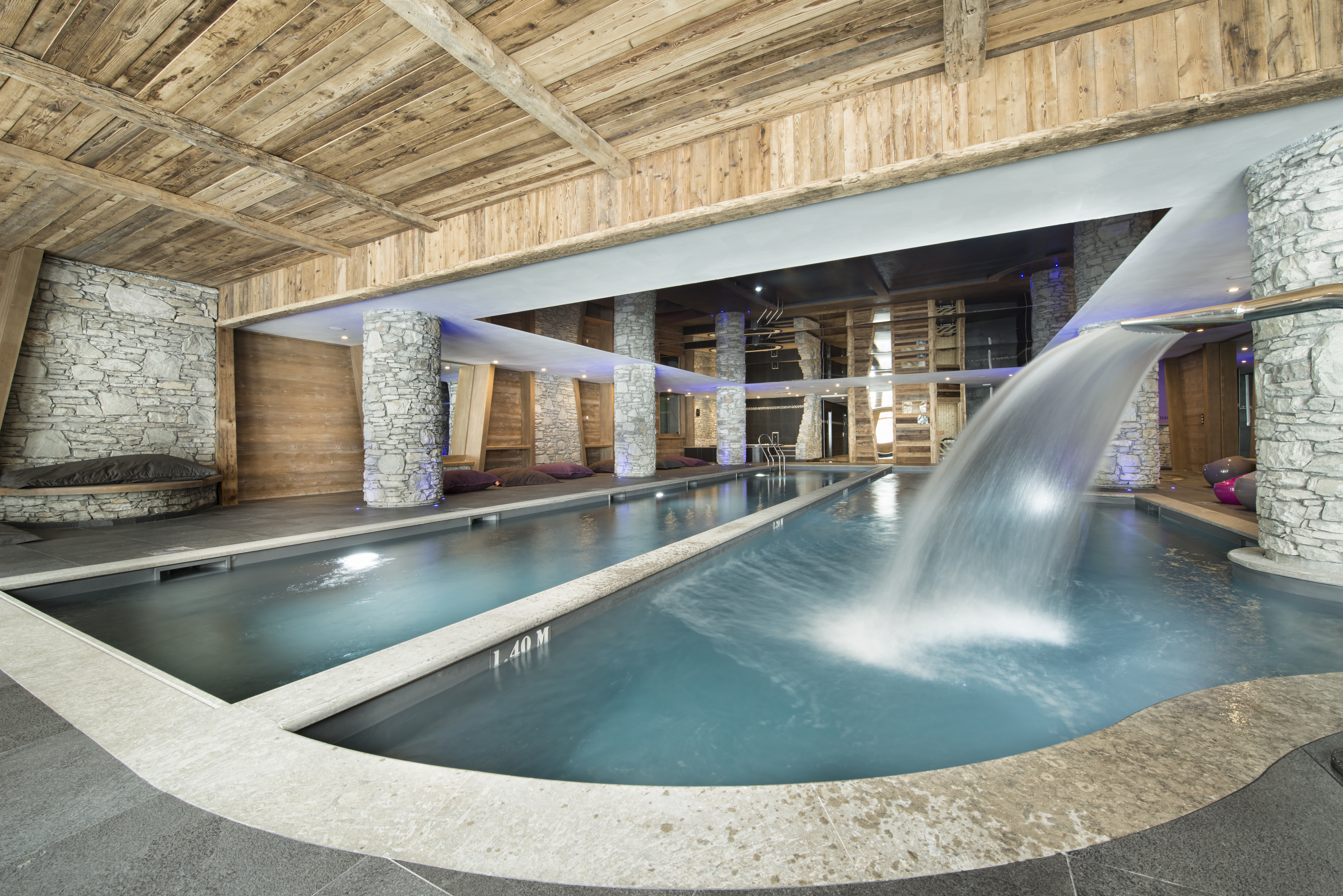Santa Terra (Tignes) Indoor Pool
