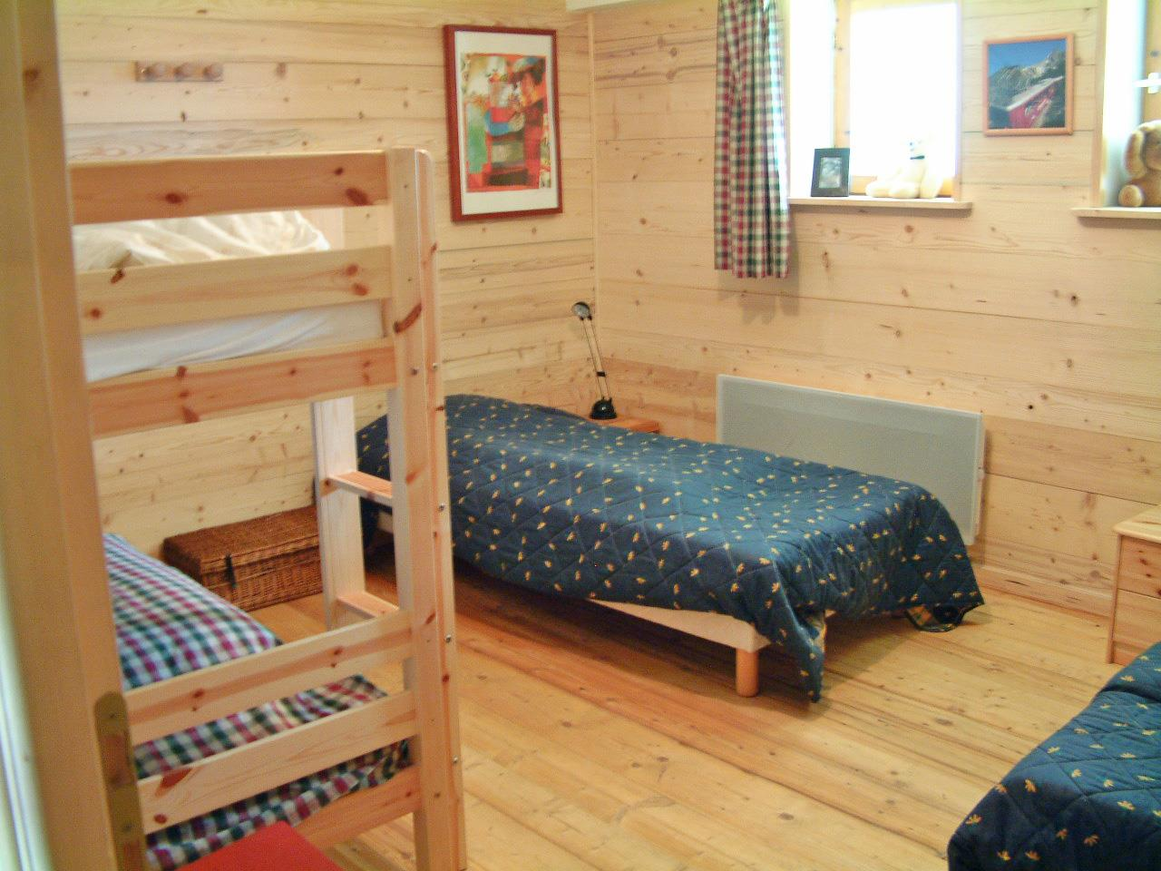 Le Grand Bec (Champagny) Quad Bedroom