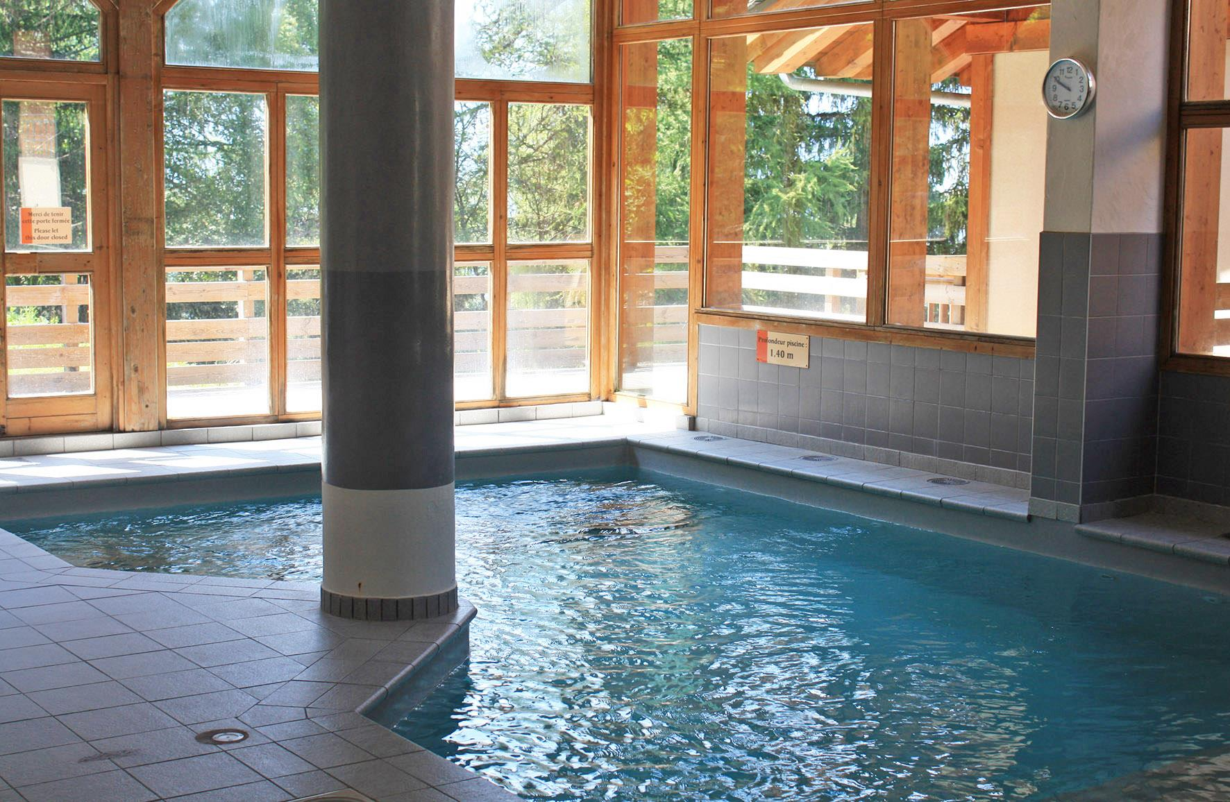 Les Chalets de Wengen (Les Coches) Indoor Pool