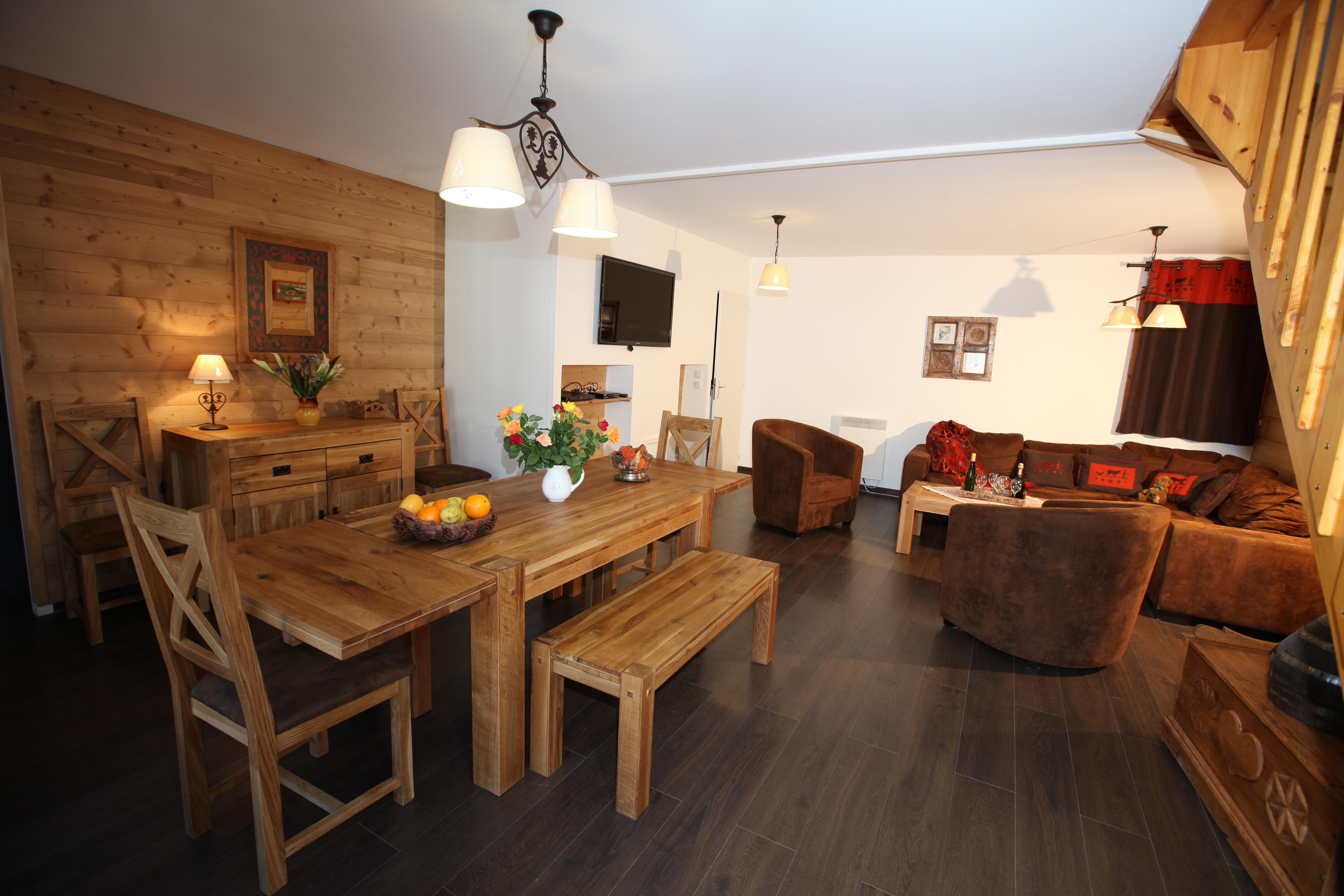 Les Chalets D Adrien Valloire Ski Apartments Peak Retreats # Meuble Tv Norma