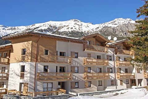 Val Cenis Skiing Holidays Ski Apartments Peak Retreats