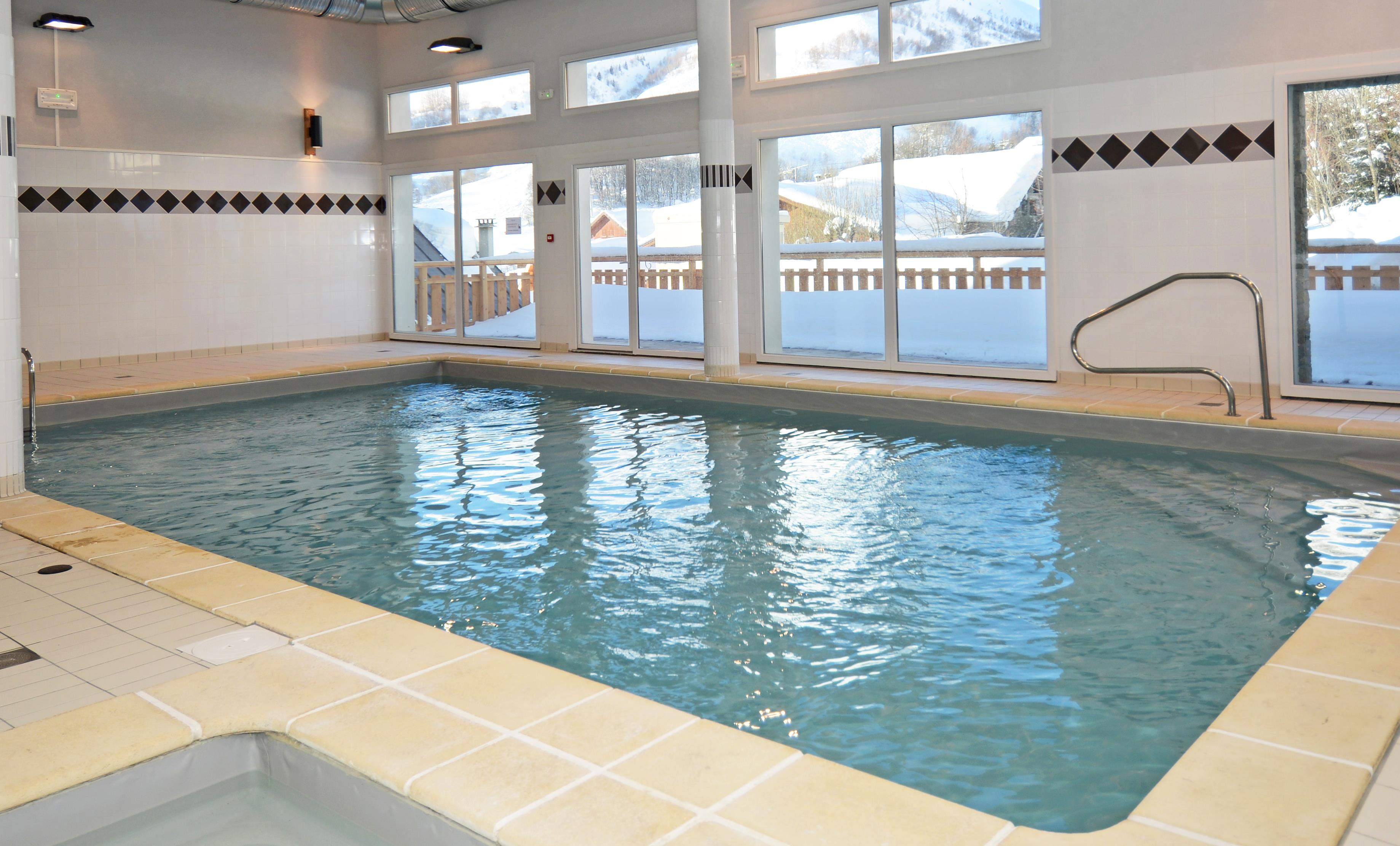 Les Bergers (St Sorlin) Indoor Pool