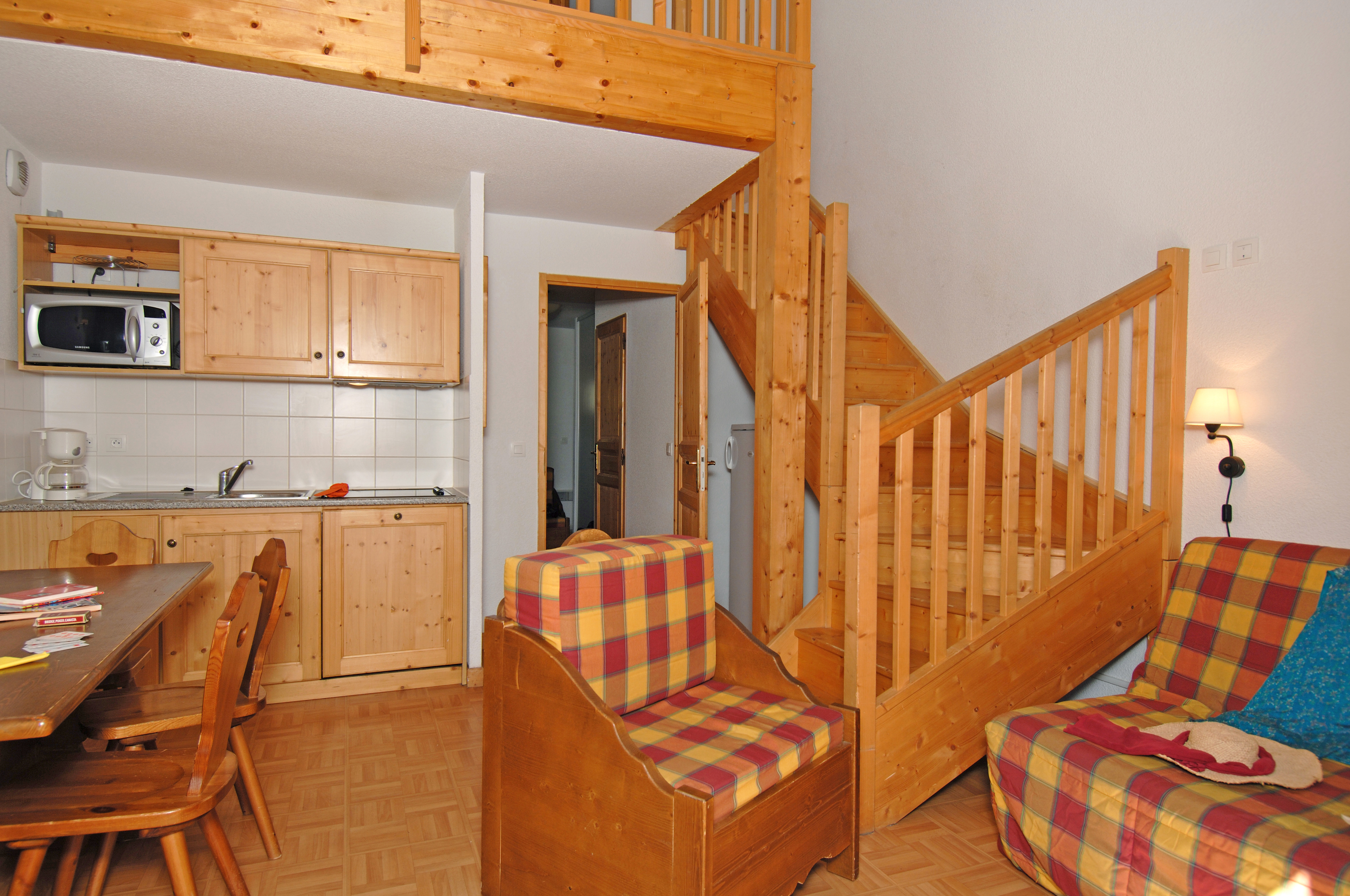 Les Chalets dArvan (St Sorlin) Typical Apartment