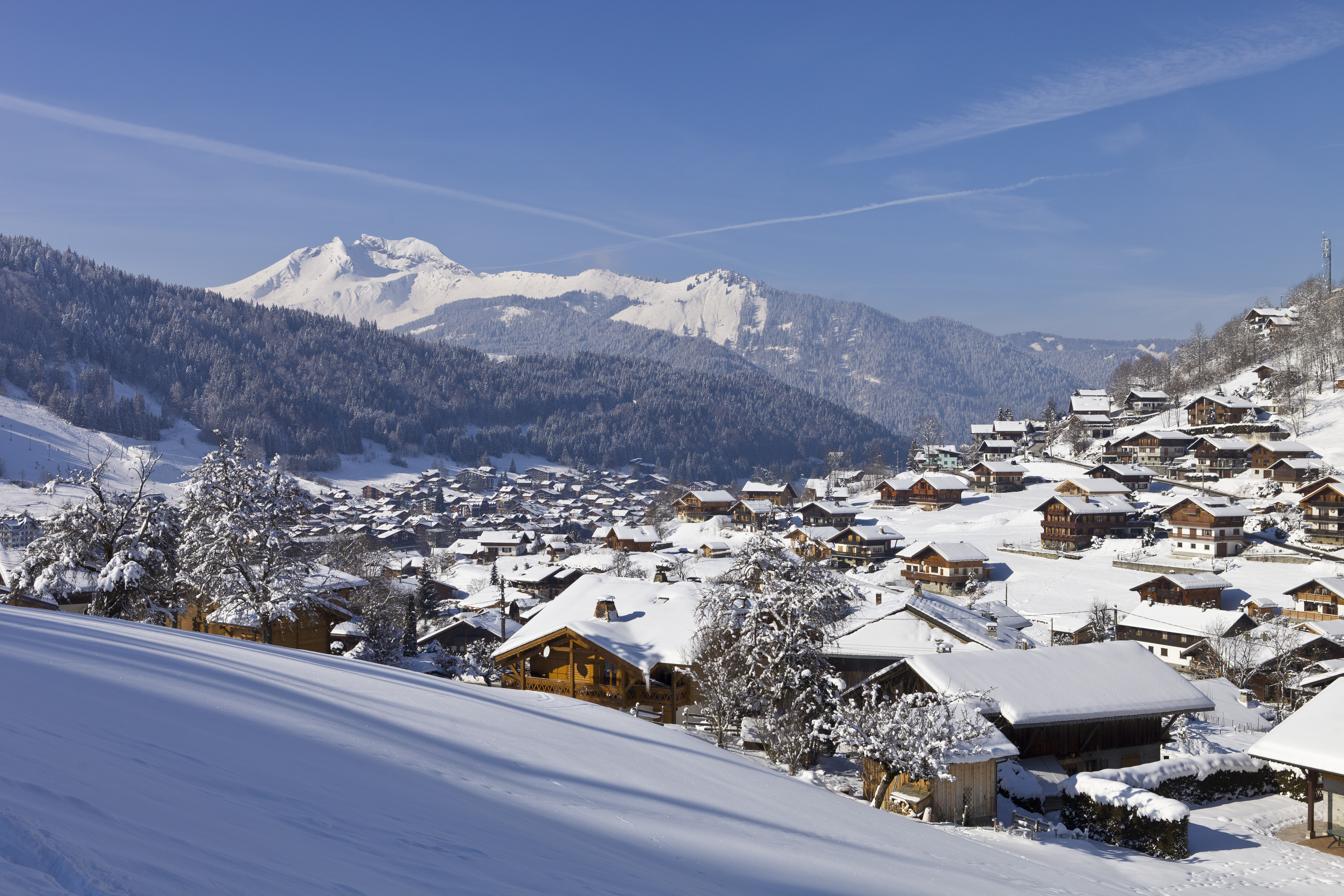 Morzine Ski Village © (Pierre Jacques)