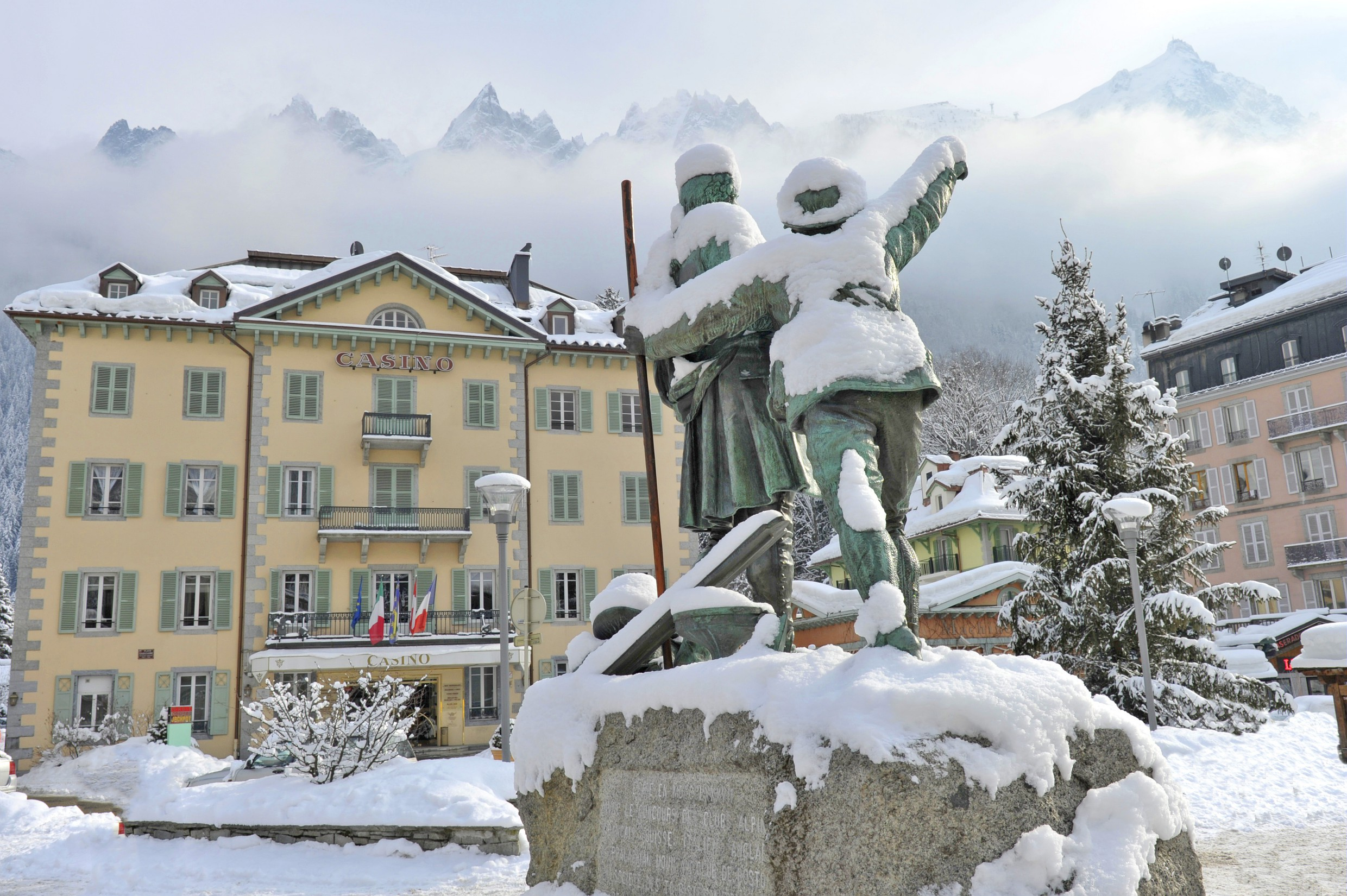 Chamonix Skiing Holidays Ski Apartments Peak Retreats