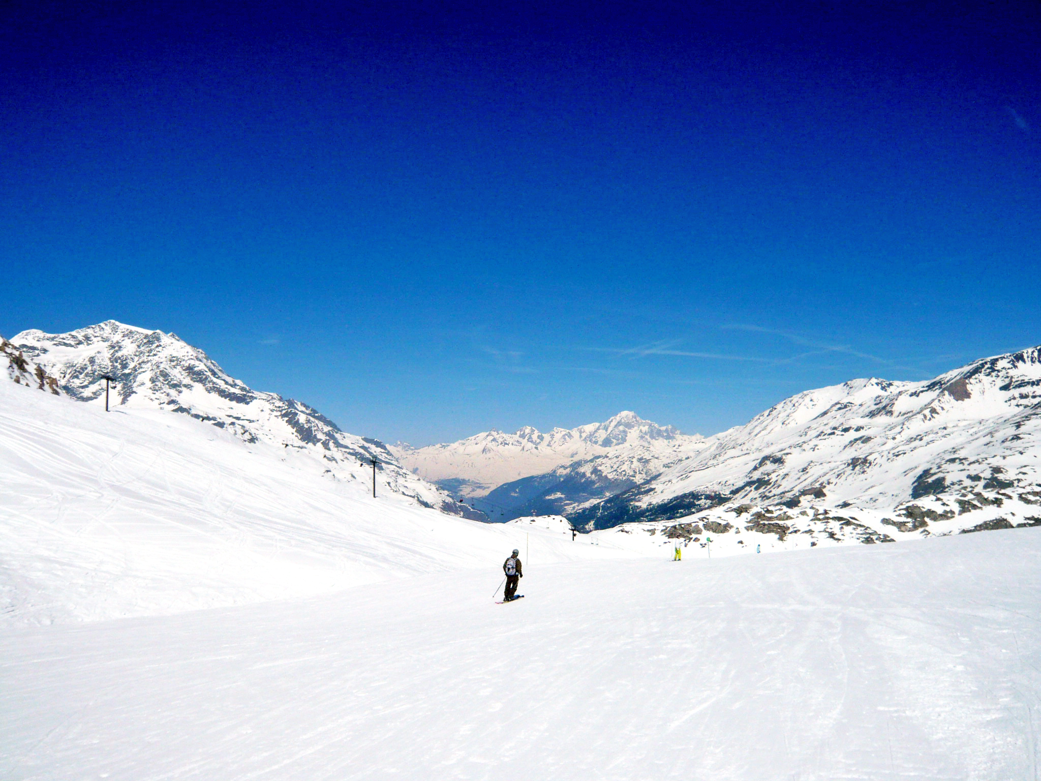 Tignes Ski Slopes