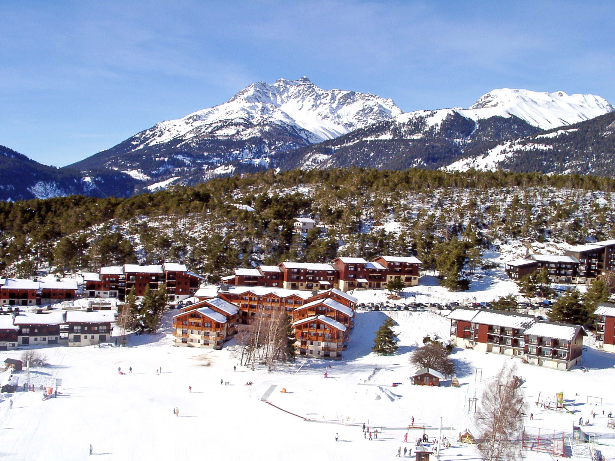 La Norma Ski Village & Slopes