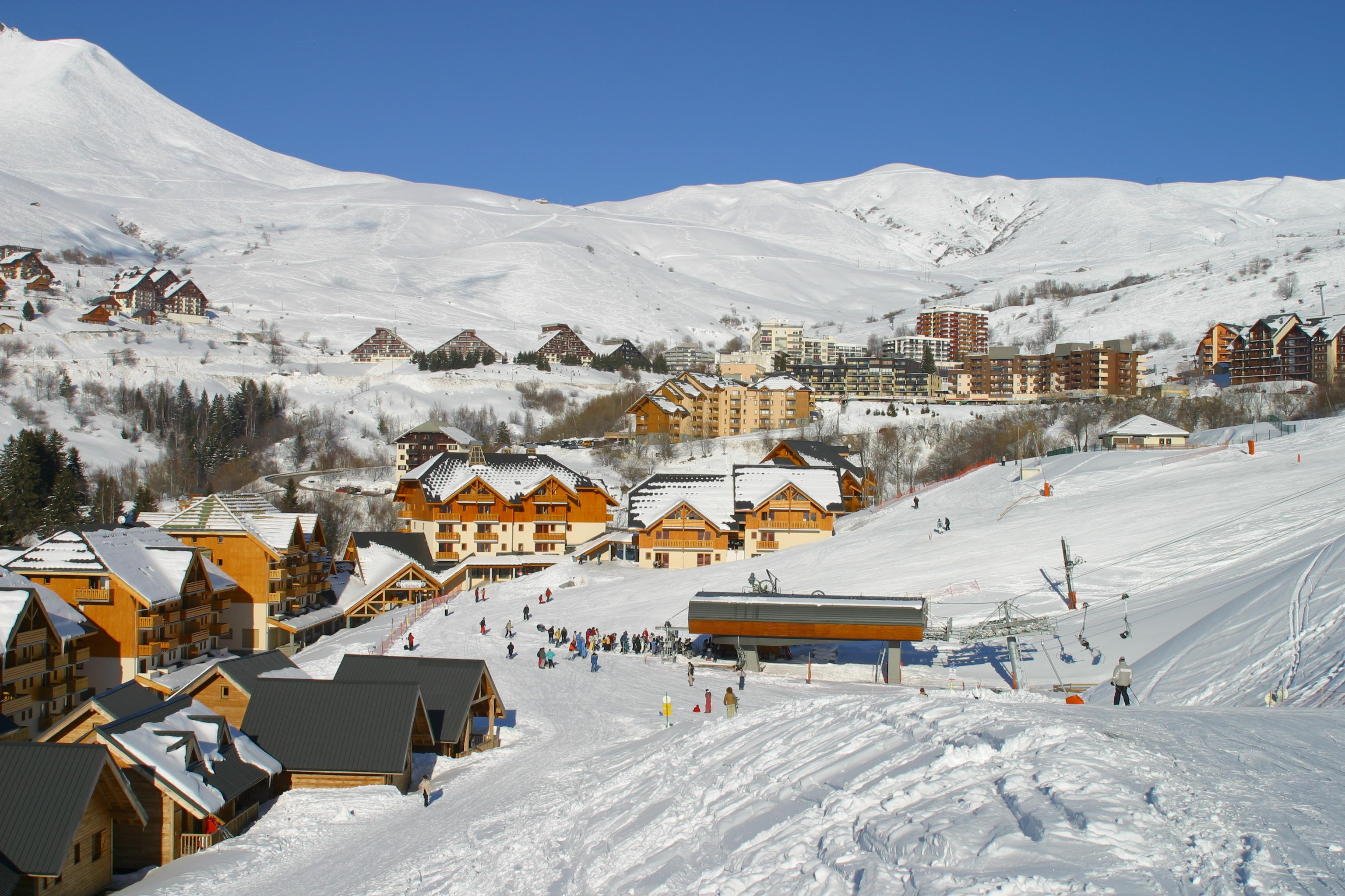 St francois longchamp top 3 ski apartments skiing holidays - Office du tourisme st francois longchamp ...