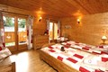 Chalet Mary, Les Deux Alpes (self catered chalet) - Twin Bedroom