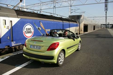 Eurotunnel Flexiplus Driving To The French Alps Peak Retreats