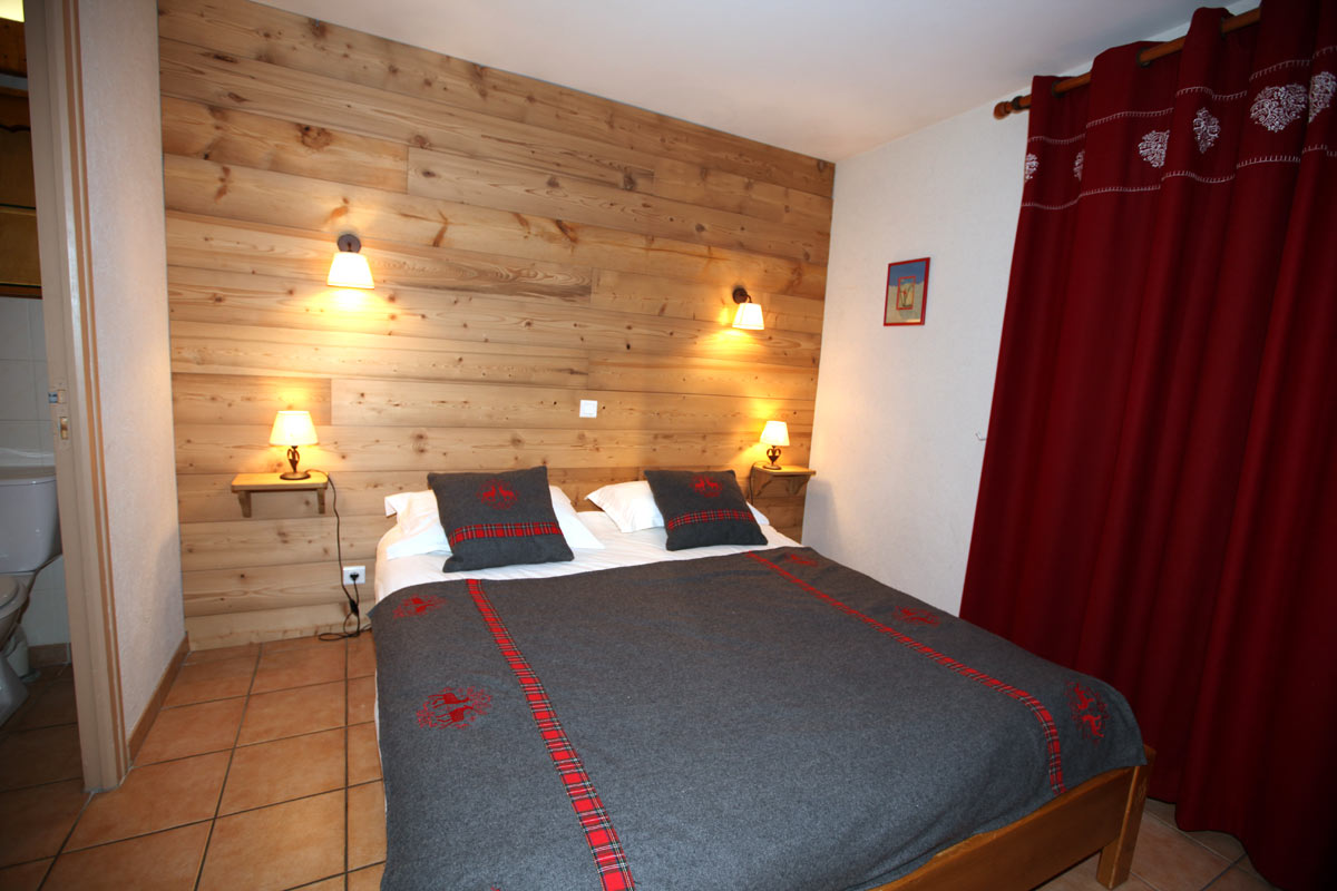 Le Plane 2 (Valloire) Bedroom