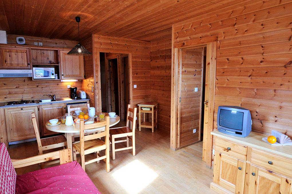 Chalets des Marmottes (St Jean) Typical Apartment